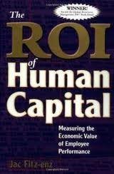 the roi of human capital