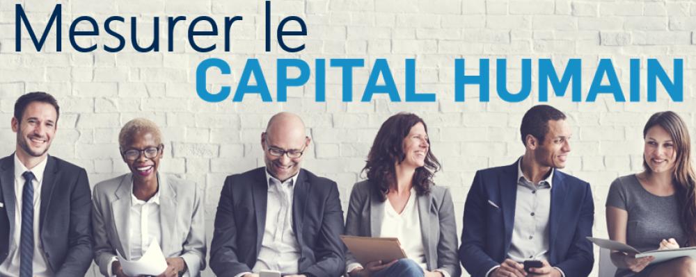 Mesurer le capital humain